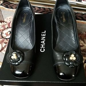 Chanel dress shoes